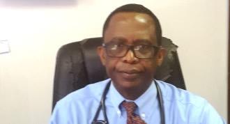 Dr. Sampson Ampofo Koranteng